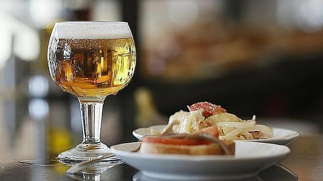 cañas cerveza y tapas restaurante carrayuncal