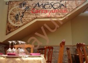 restaurante carrayuncal menu diario
